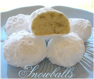 ... snowball cookies i call them snowballs walnut snowball cookies you see
