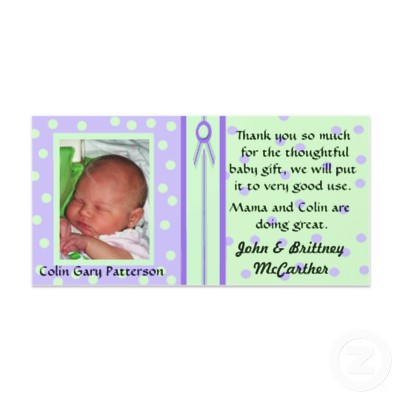 When should you send a thank you card or letter sacchefs blog when you have a new baby expocarfo Images