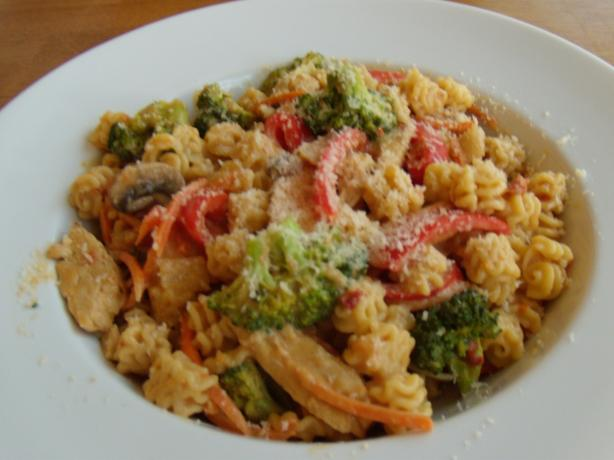 Easy low fat chicken pasta recipes