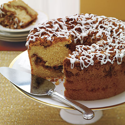 SOUR CREAM COFFEE CAKE | Sacchef's Blog