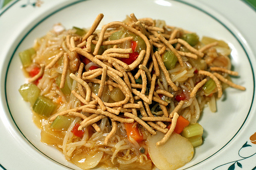 August 29: National Chop Suey Day | Sacchef's Blog