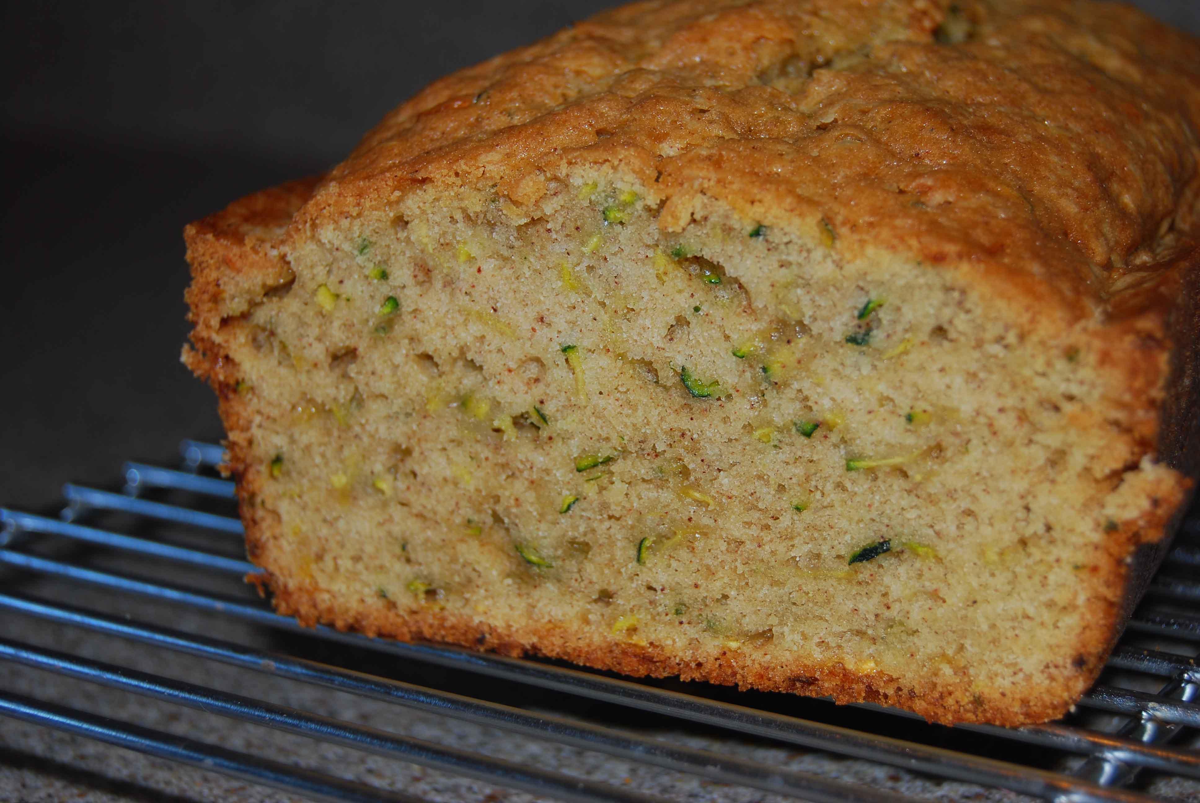 April 25: National Zucchini Bread Day